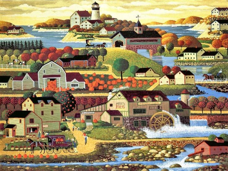 Harry Wysocki paintings