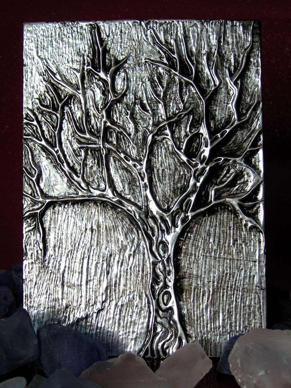 Metal Emboss Paintings