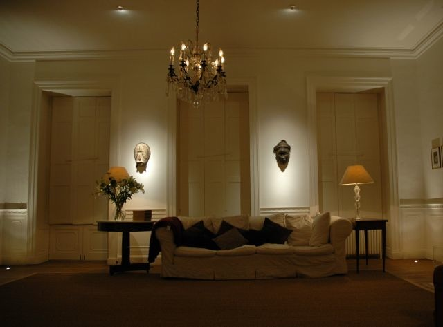 Lighting for paintings lighting design and lighting consultancy aloadofball Choice Image