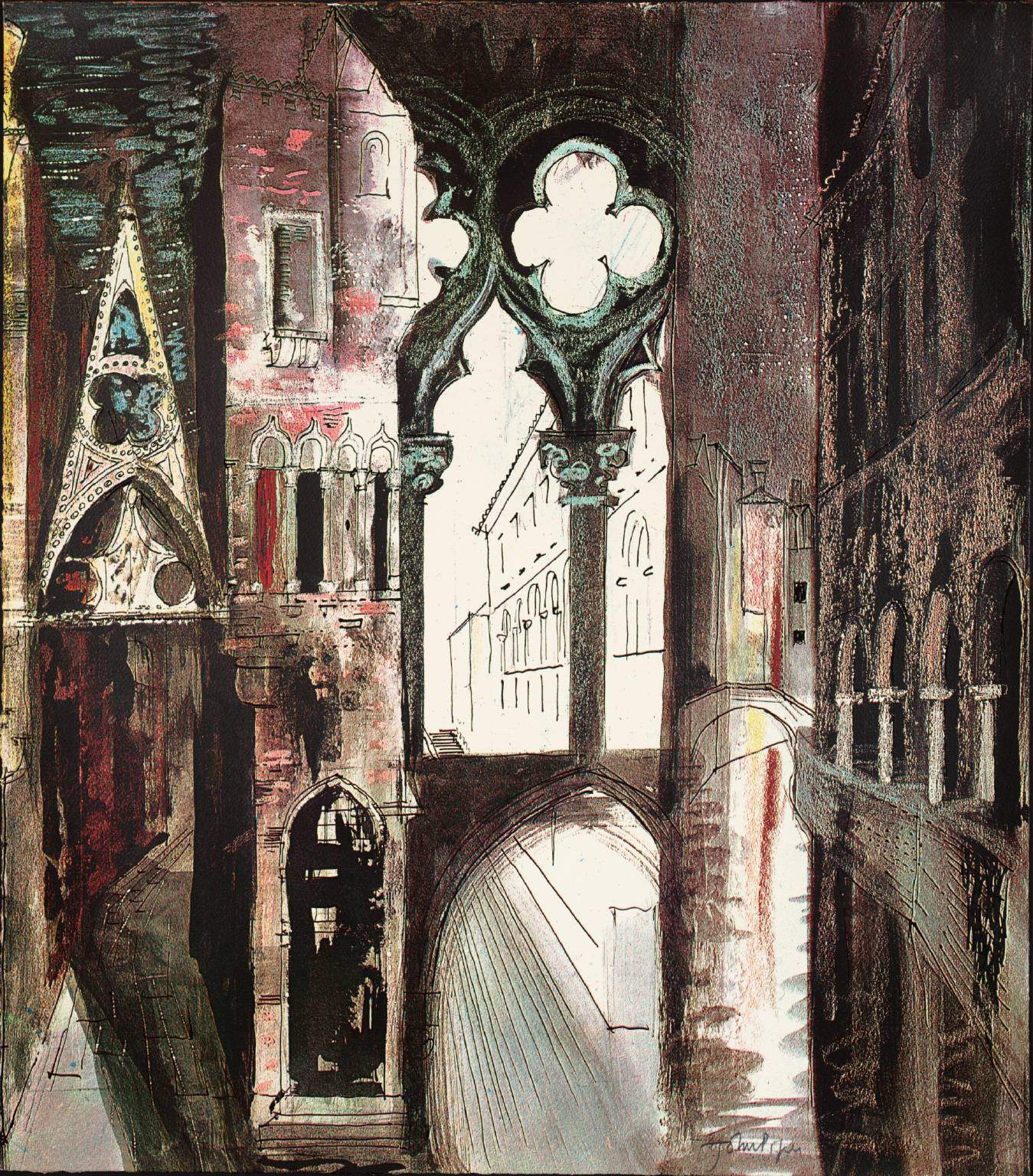 John Piper Paintings