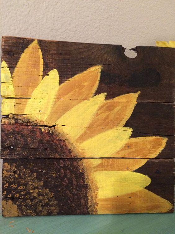 Wood Pallet paintings