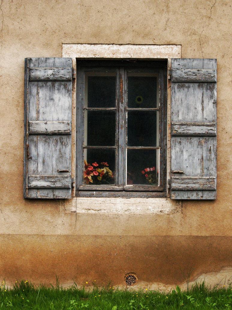 Old Window Paintings