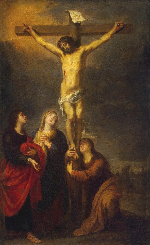 Rembrandt Crucifixion Paintings