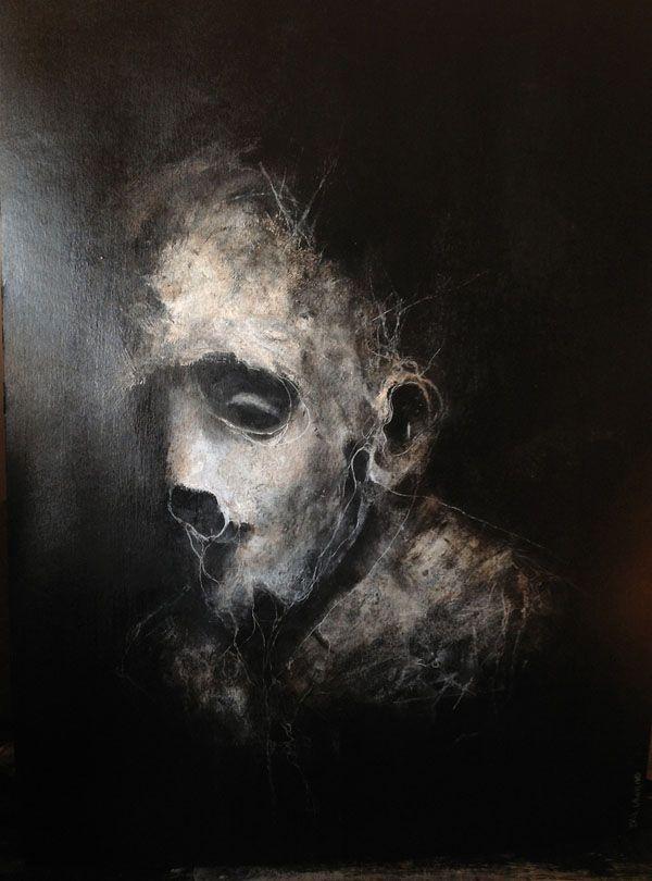 Dark Art Paintings