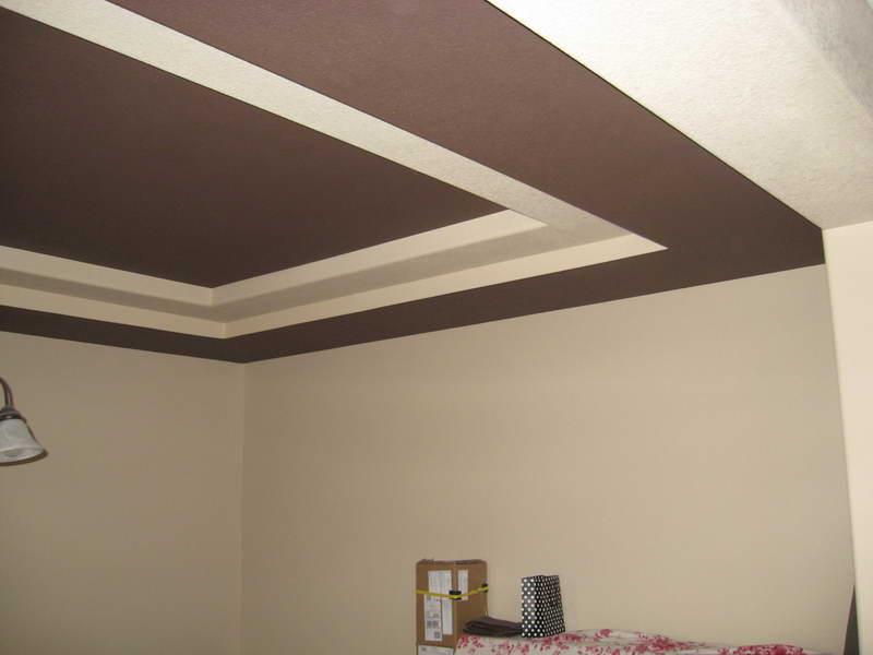 Easy Ceiling Paintings