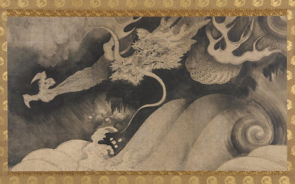Japanese Cloud paintings