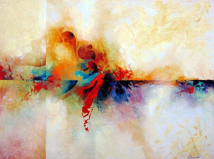 Pinterest Abstract Paintings