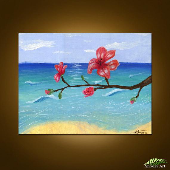 Easy Ocean Paintings
