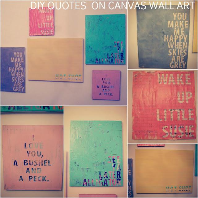 diy quote paintings rh artranked com