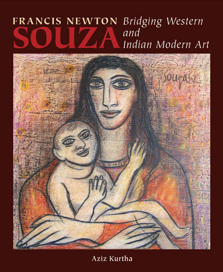 francis newton souza bridging western and indian modern by aziz