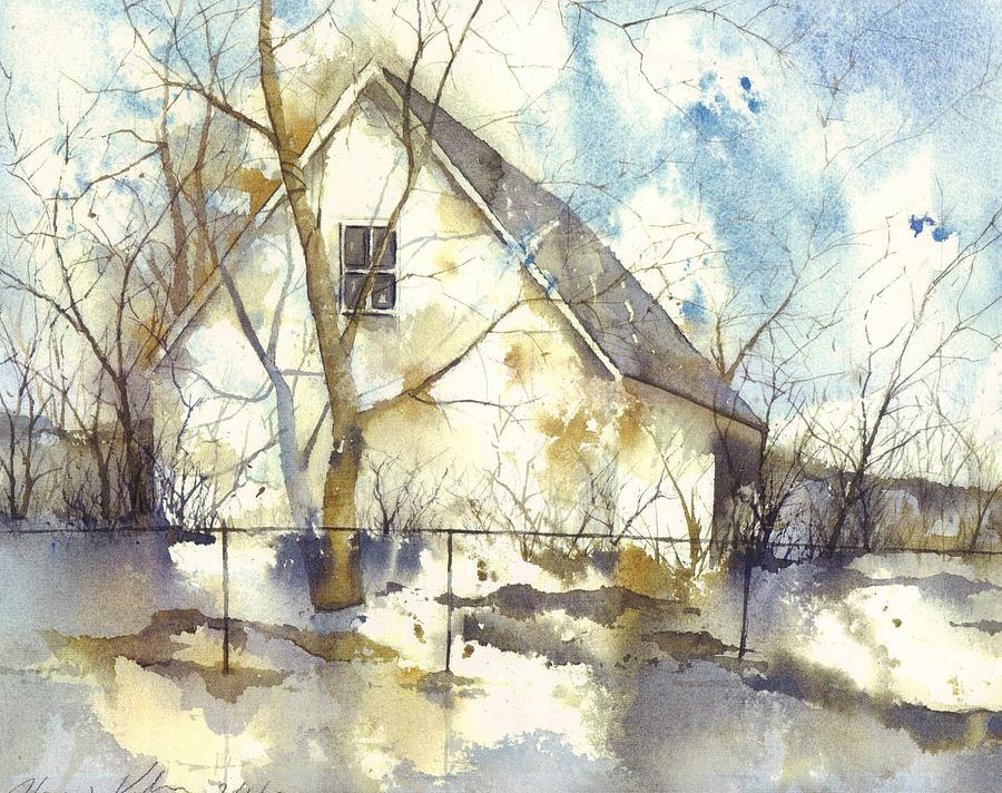 Abstract House Paintings