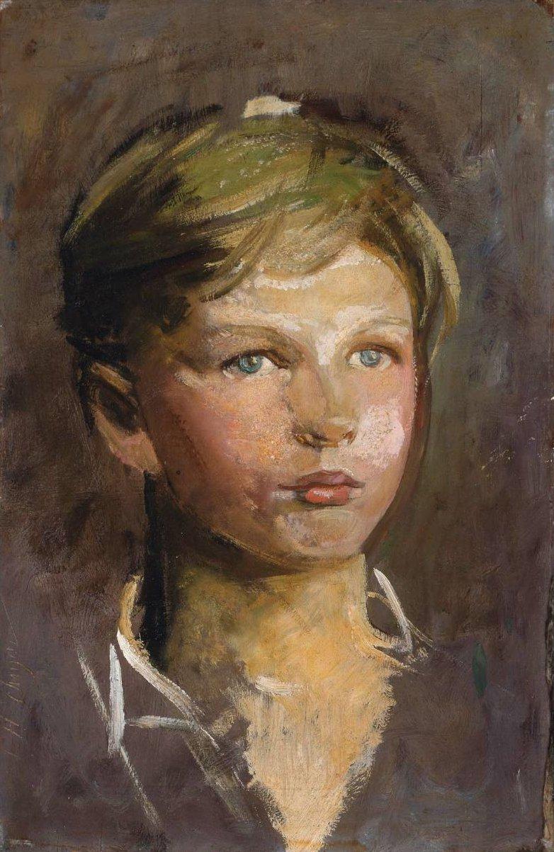 , Painting by Robert Schoeller
