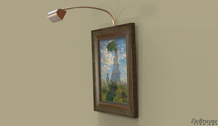 Lighting For Paintings