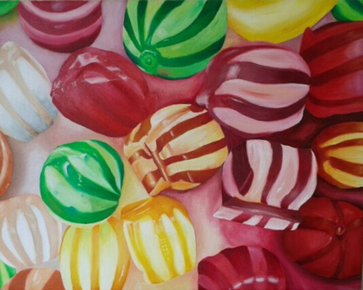 Sweets Paintings