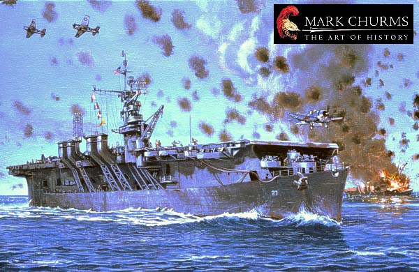 Famous Naval paintings