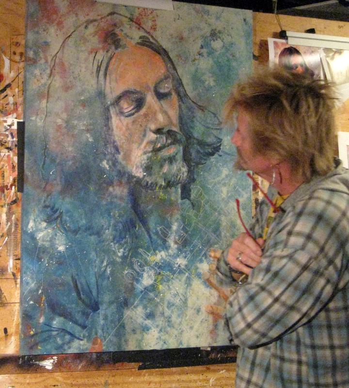 harrison paintings