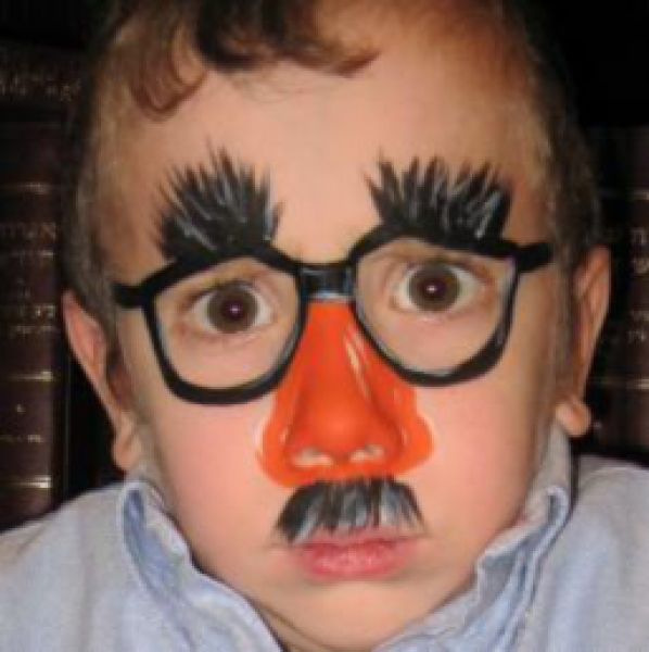 funny face paintings