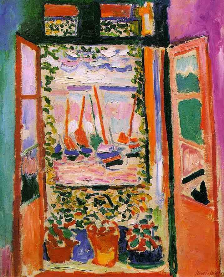 Matisse Abstract Paintings