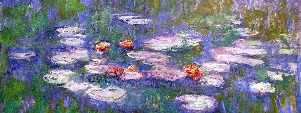 Famous Impressionist Paintings Post