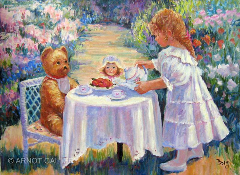 Irene Borg Paintings