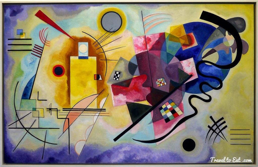 Kandinsky Famous paint...