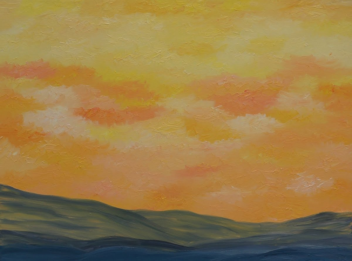 Easy Landscape Paintings