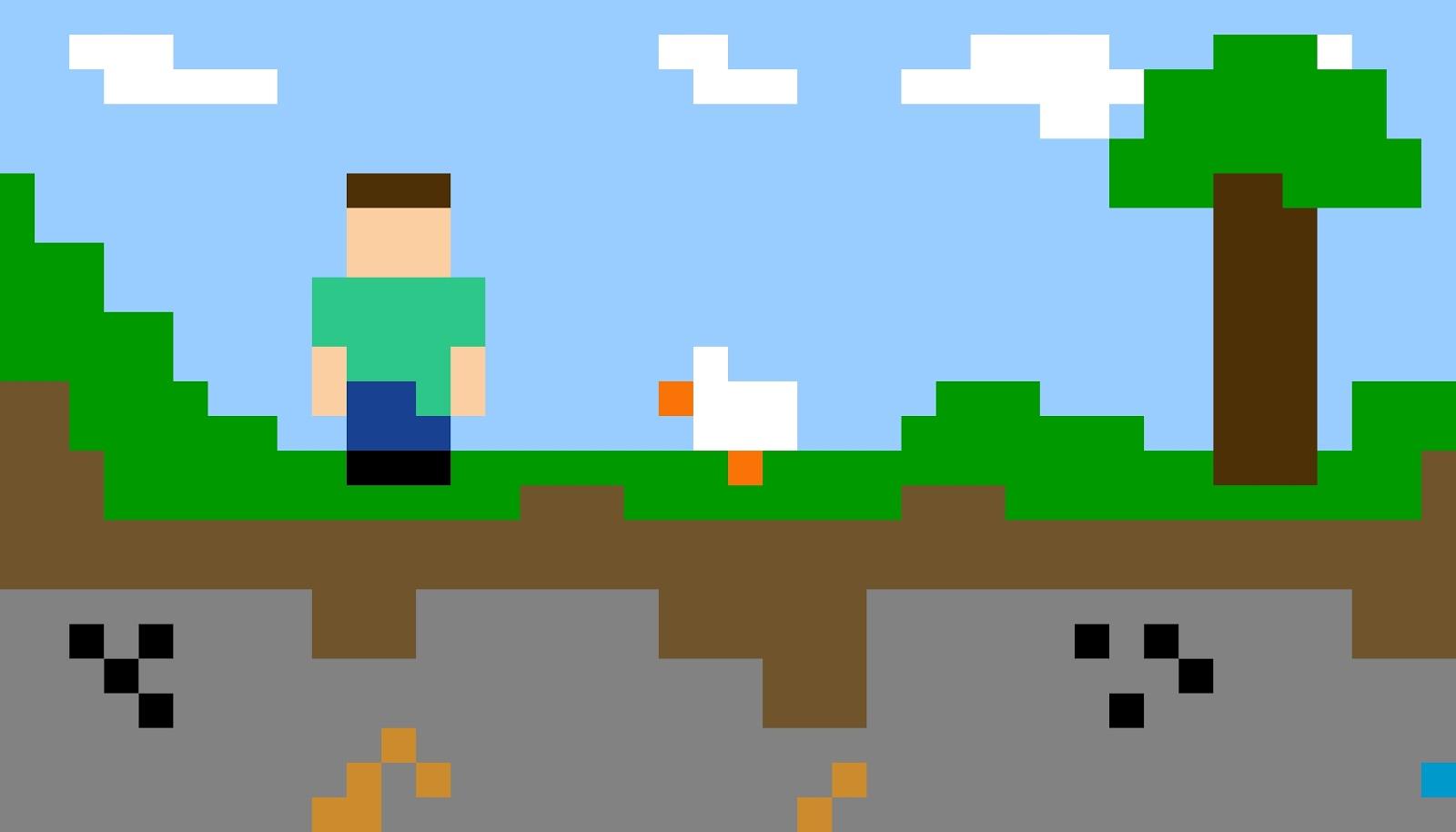 Headphones Dessin Pixel Minecraft Creeper Www Tollebild Com