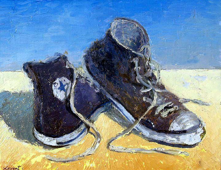 03ce02f11f68f3 Converse Shoes paintings