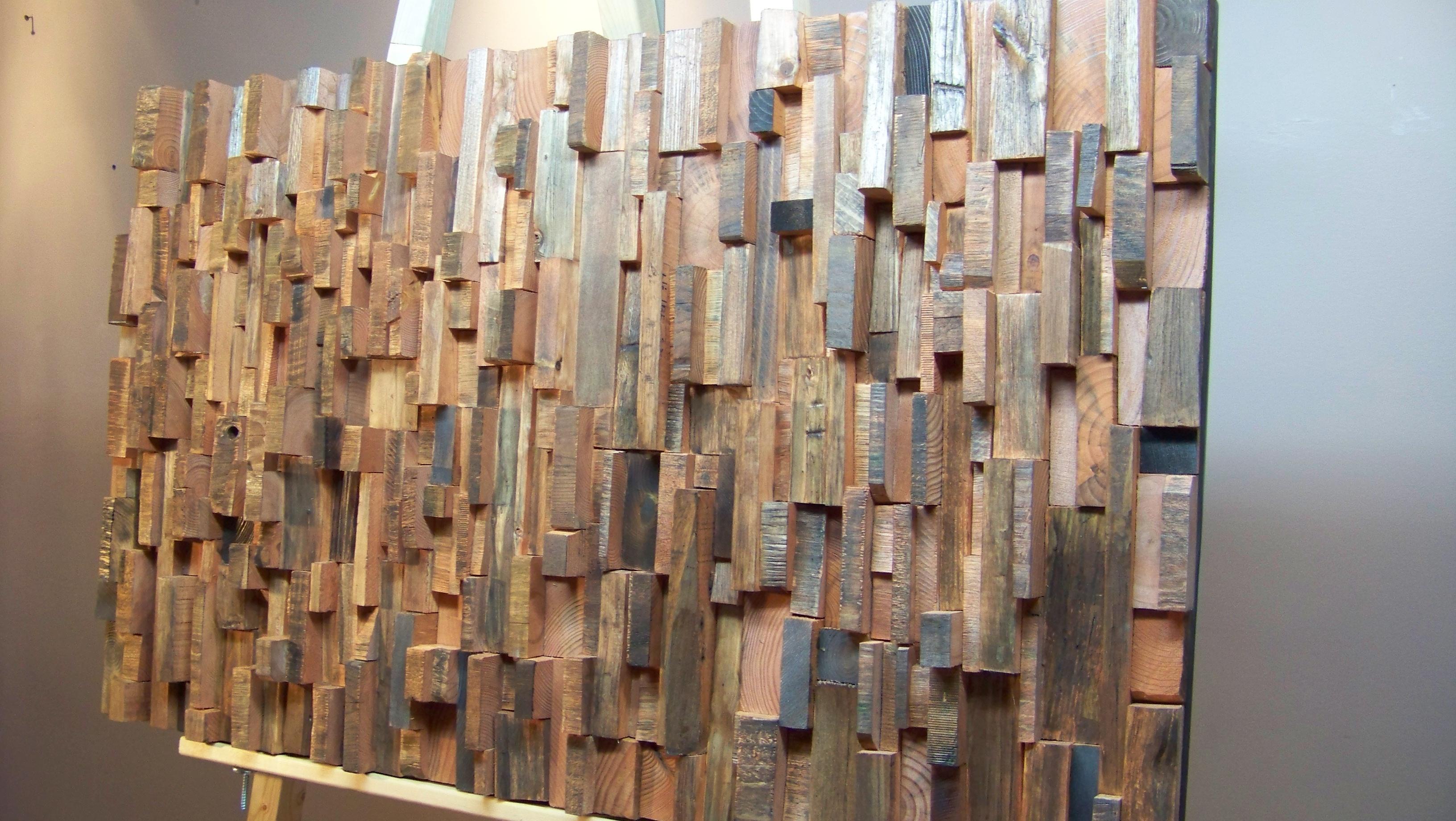 Wood Panel Paintings