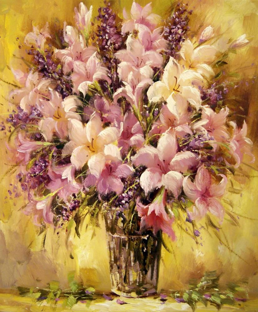 Pretty Flower Paintings