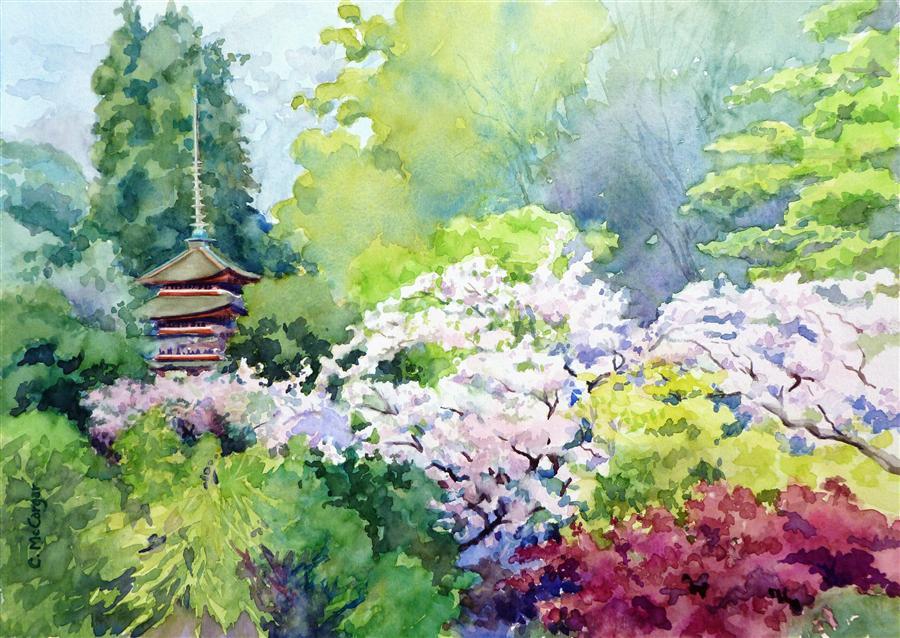 Japanese Water Paintings