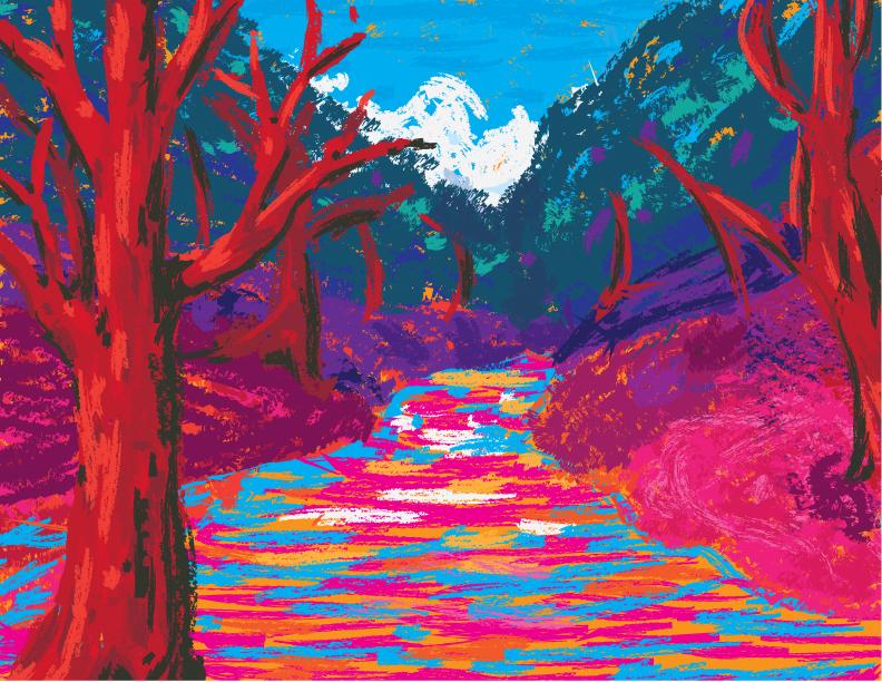 Matisse Landscape paintings