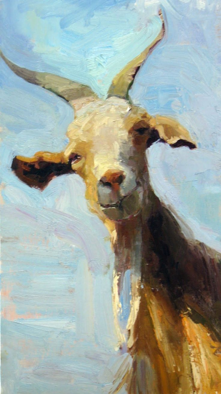 Famous Paintings Of Goats - Best Painting 2018