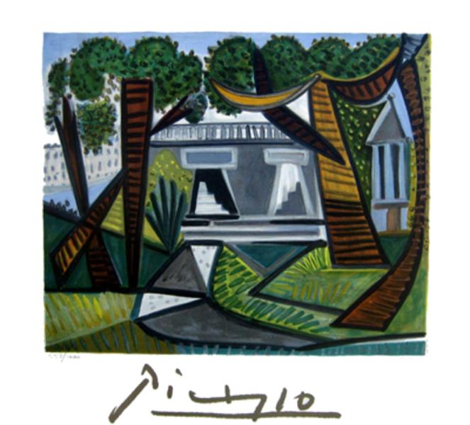 Picasso Original Paintings