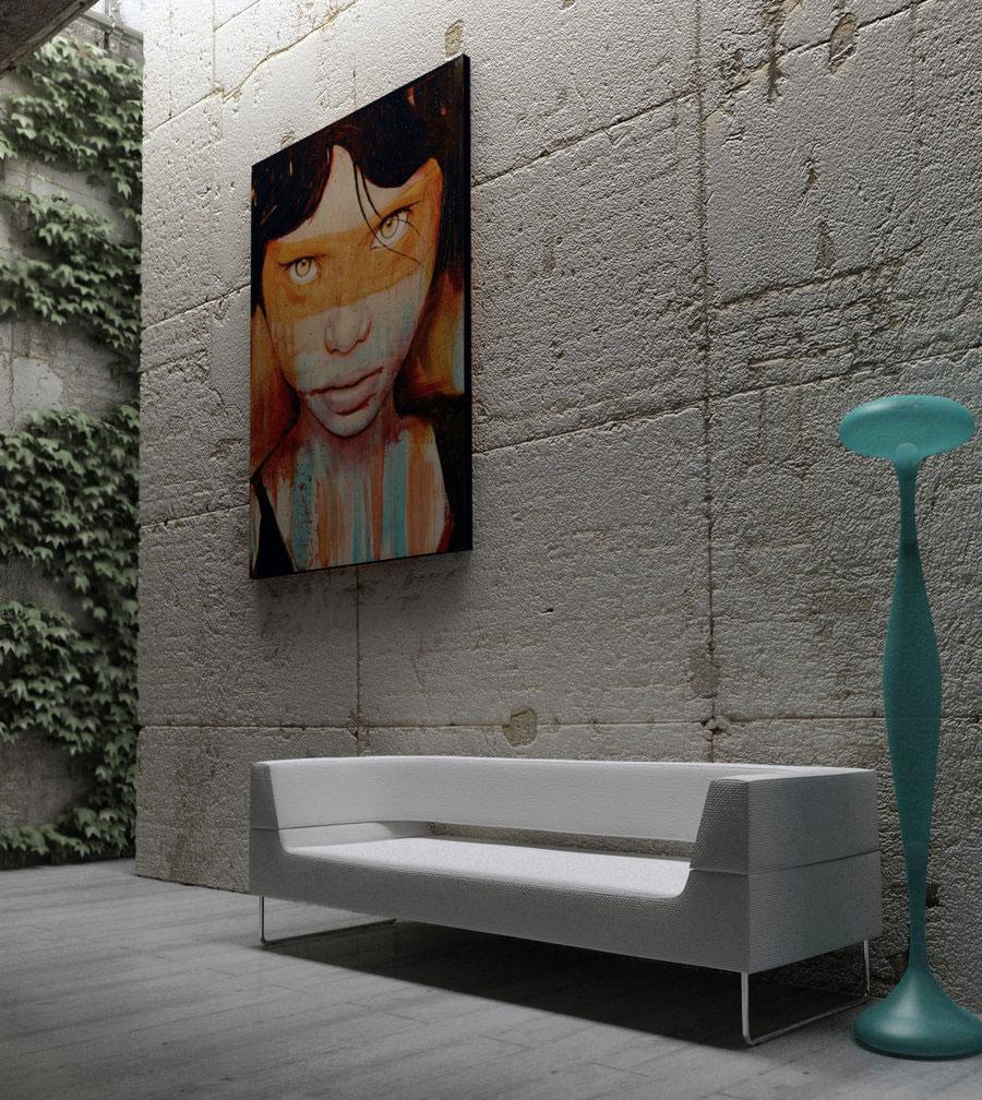 Interior Wall paintings