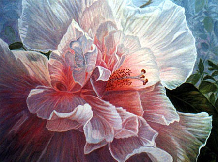 Amazing Flower Paintings