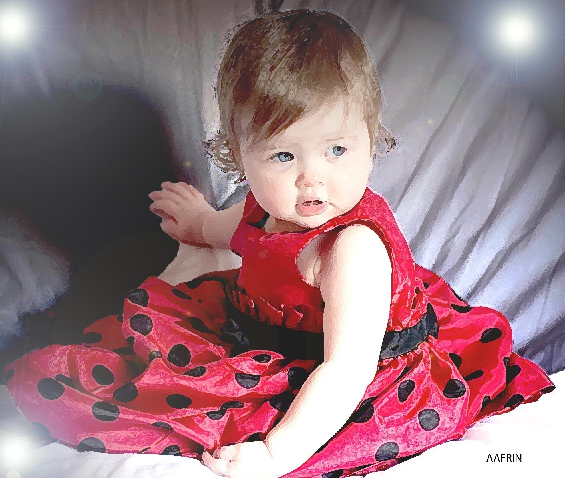 baby girl paintings rh artranked com