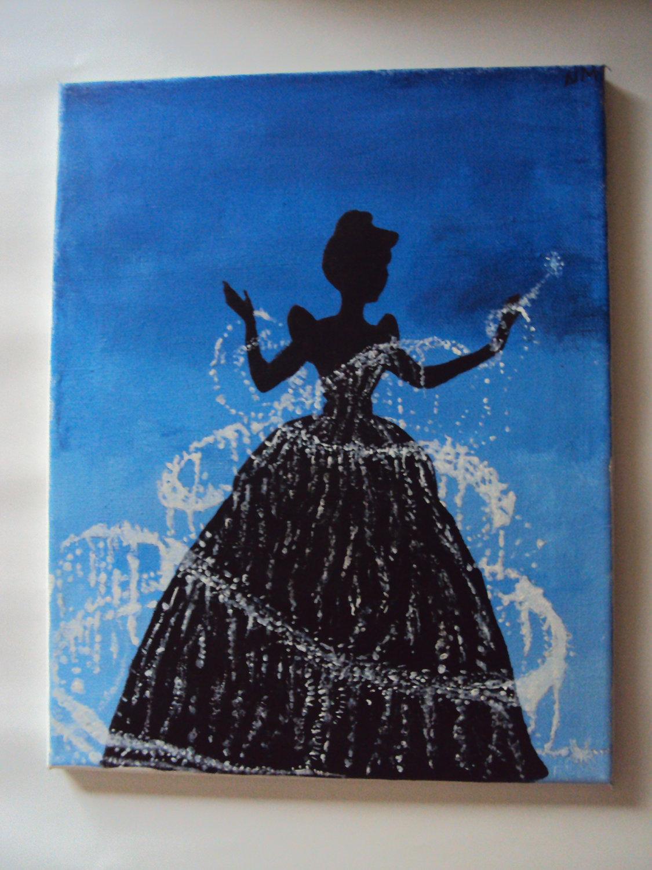 Disney Canvas Paintings