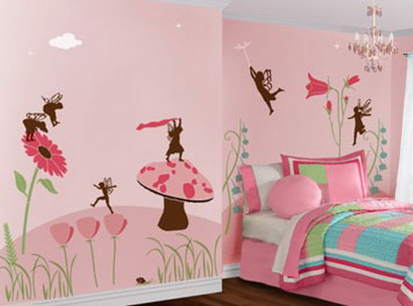 Childrens Bedroom Paintings
