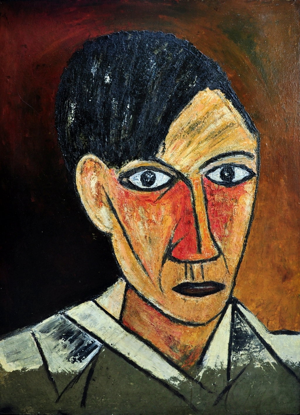 Young Picasso paintings