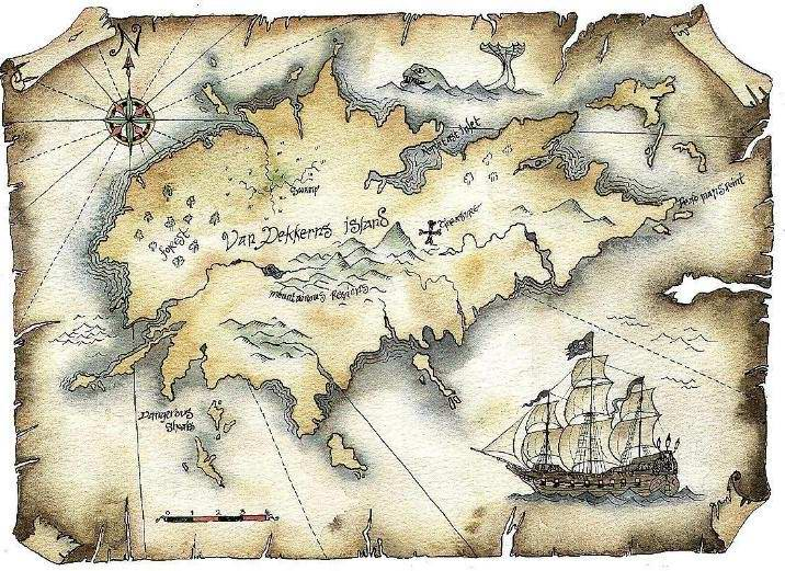 Treasure Map paintings on authentic treasure chests, bahamas 1500s maps, decorating with maps, authentic games, authentic diamonds, civil war camp location maps, printable pirate maps,