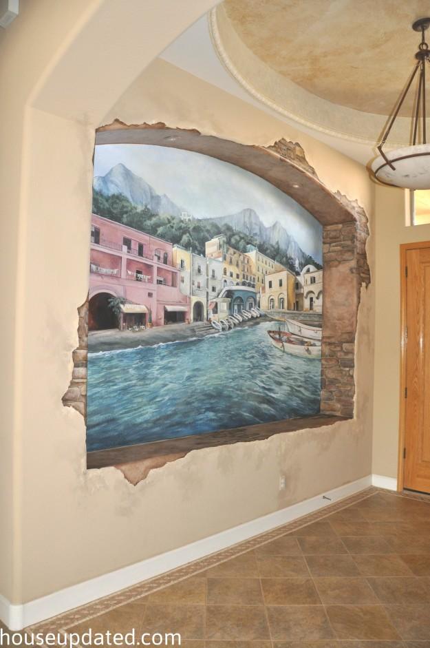 Wall Mural Paintings