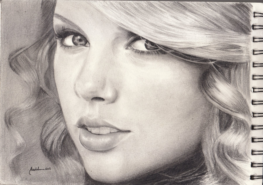 Taylor Swift Paintings