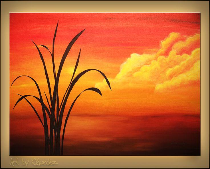 Simple Art Paintings