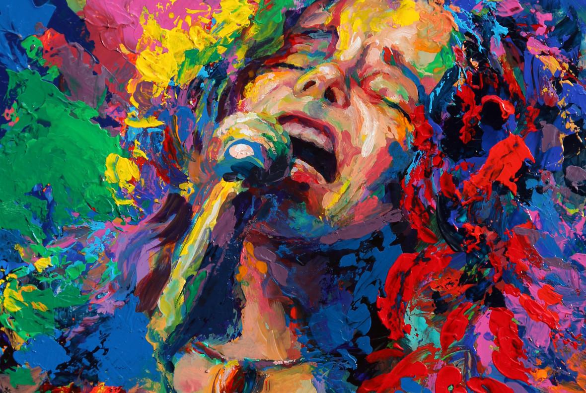 The Best Wallpapers Pop Art Janis Joplin Images