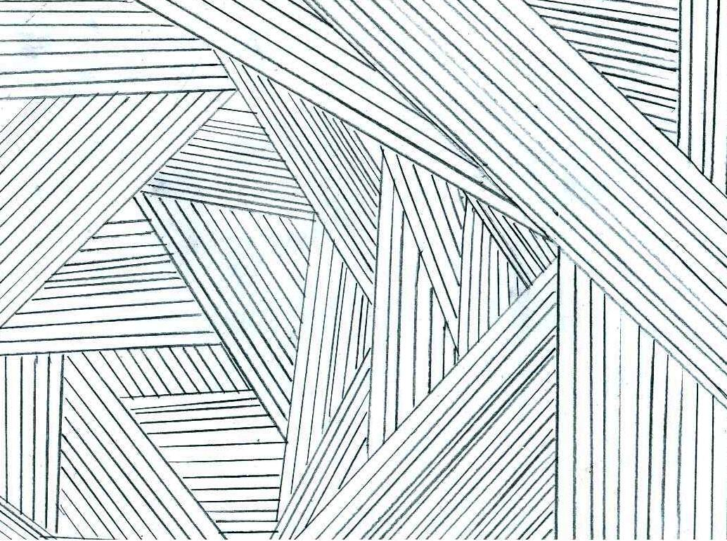 Line And Art Design Srl : Straight line paintings