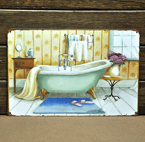 Paint Bathroom Tub: Bathtub Paintings