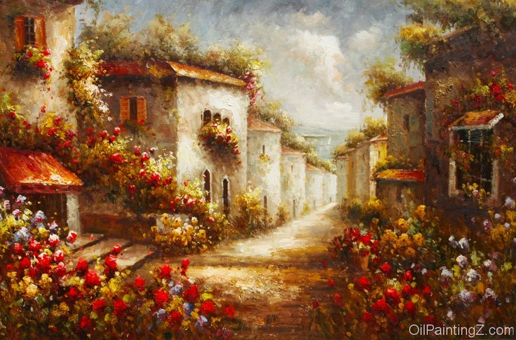 Tuscan Paintings