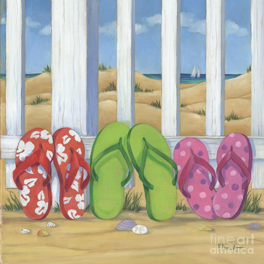 865074f3af8084 Flip Flop paintings