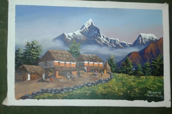 Nepali Paintings